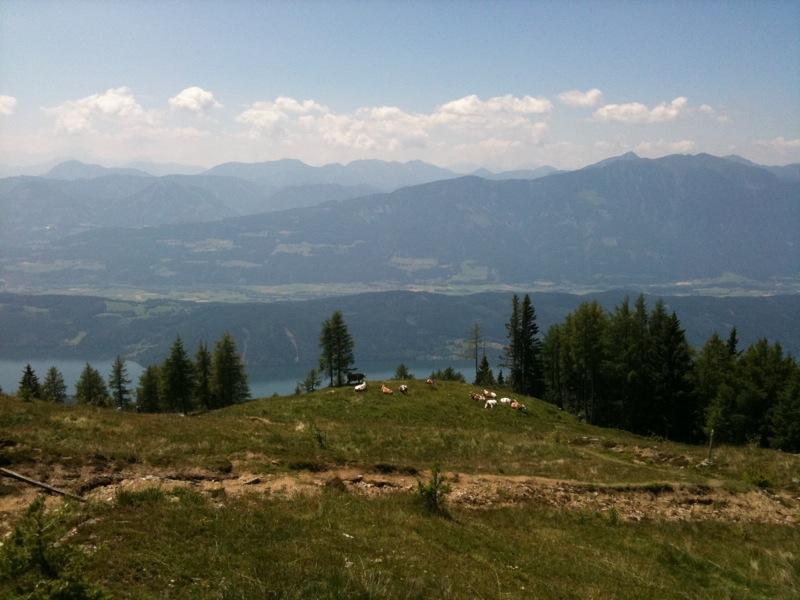 Wandeling vanaf de Lammsdorferhütte (2)