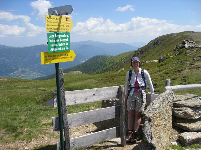 Wandeling vanaf de Lammsdorferhütte (6)