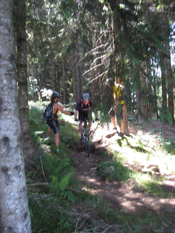 Trail technik training (2)