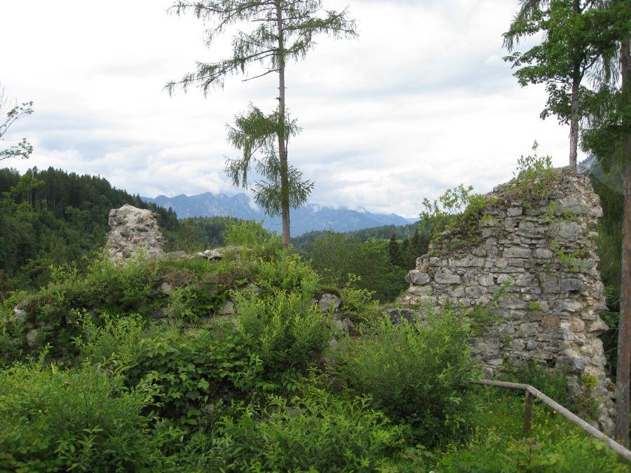 De ruïne