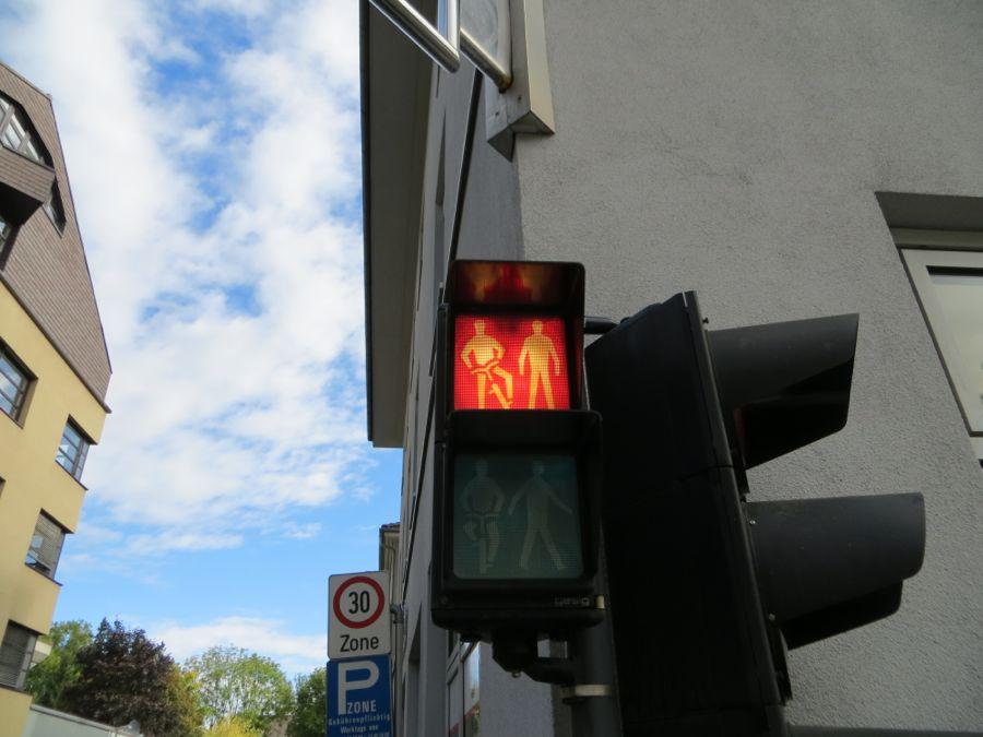 Voor voetgangers en fietsers
