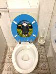 Toilet van Winklmoosalm