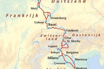 De route naar Rome