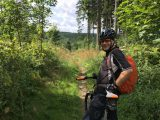 Klaar voor weer een mooie trail